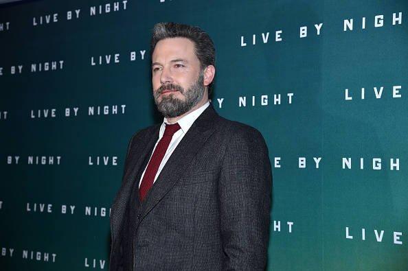 В Париже состоялась премьера нового фильма Бена Аффлека «Закон ночи»