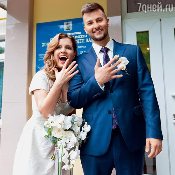 Самые яркие свадьбы прошедшего года