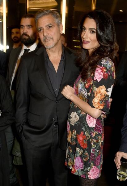 Амаль Клуни беременна — утверждают СМИ
