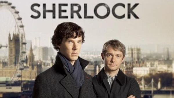Новый «Шерлок» обогнал королеву Великобритании