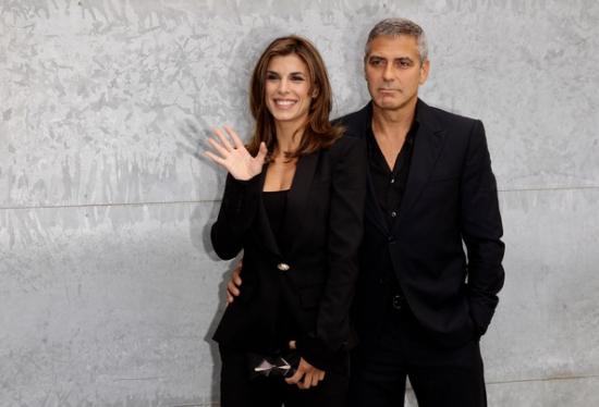 Экс-подруга Джорджа Клуни прокомментировала новость о его будущем отцовстве