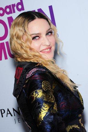 Мадонна скрывает усыновленных ею близнецов