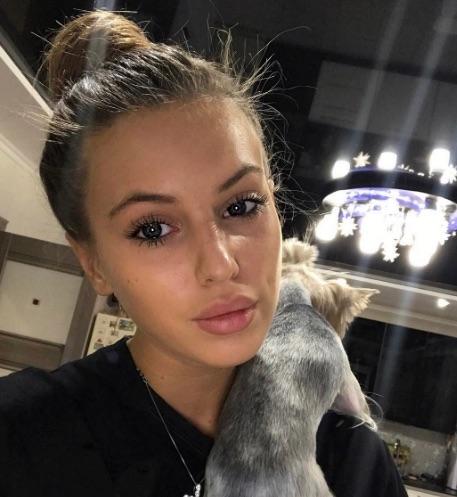 Саша Артемова спровоцировала разговоры о беременности