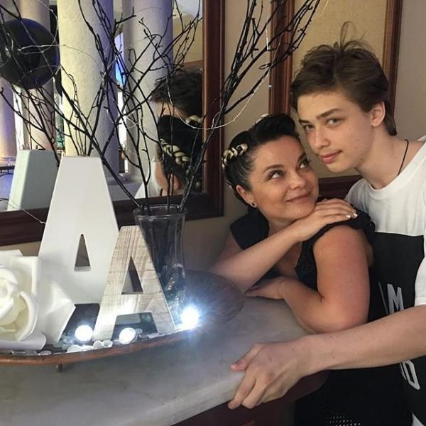 Наташа Королёва показала фото повзрослевшего сына
