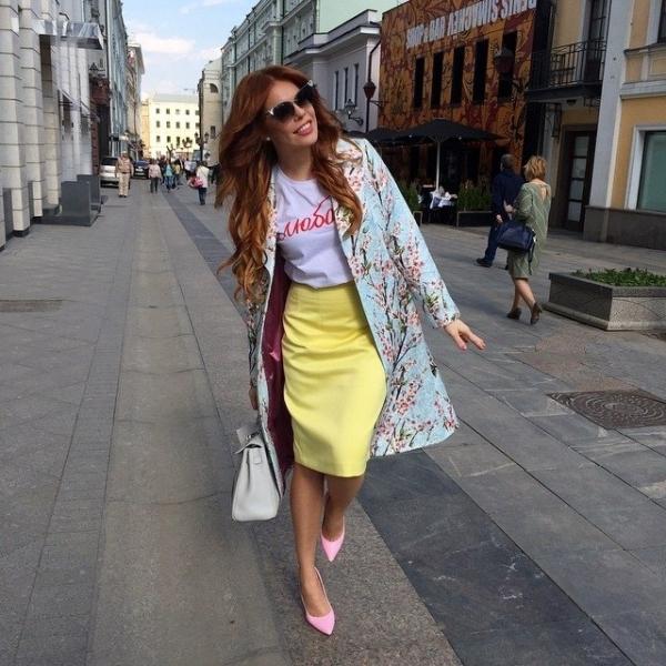 Беременная Анастасия Стоцкая рассказала о поле будущего малыша