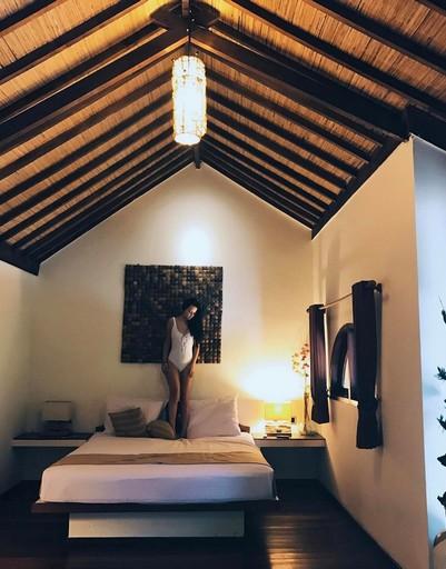 Нелли Ермолаева раскрепостилась на Бали