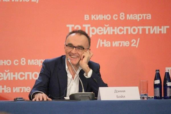 Дэнни Бойл рассказал о своём любимом месте в России