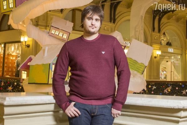 Александр Домогаров-младший отмечает день рождения в семейном кругу