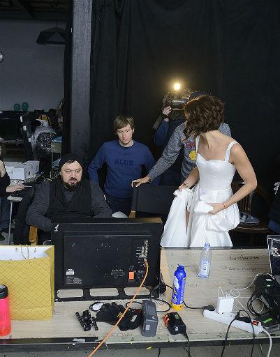 За кадром: как Ольга Бузова снимала дебютный клип