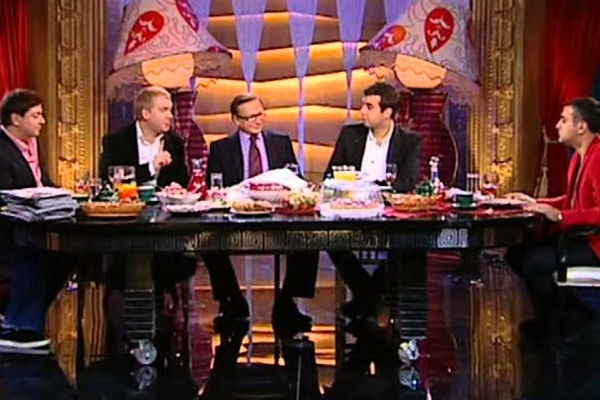 Ургант, Светлаков, Цекало и Мартиросян воскрешают популярное шоу