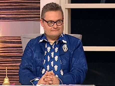 Александра Васильева убрали из «Модного приговора».