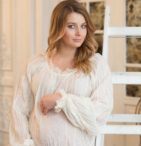 Беременная Любава Грешнова заставляет мужа тратиться на экзотическую еду