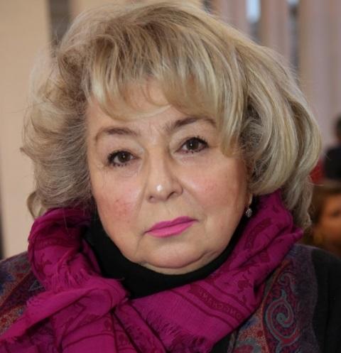 Татьяна Тарасова с размахом отпраздновала юбилей