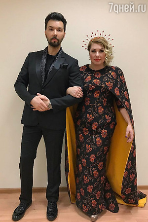 Ева Польна воссоединилась с Денисом Клявером