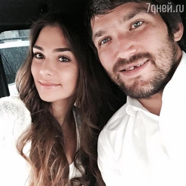 Александр Овечкин впервые станет отцом
