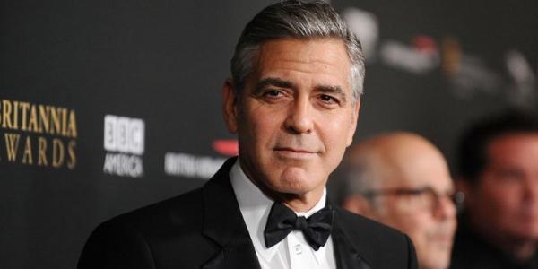 Джордж Клуни встретился с 87-летней поклонницей