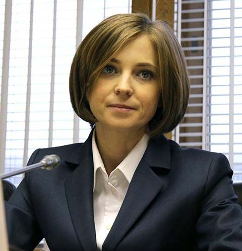 «Мурка» в исполнении Натальи Поклонской стала хитом в Сети