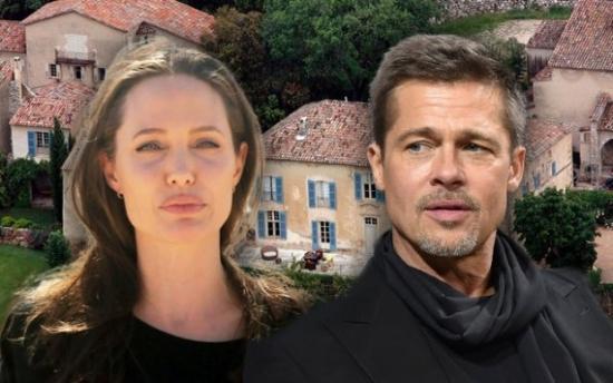 Анджелина Джоли и Бред Питт возобновили общение