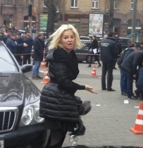 Мария Максакова приехала и упала в обморок. ФОТО. ВИДЕО