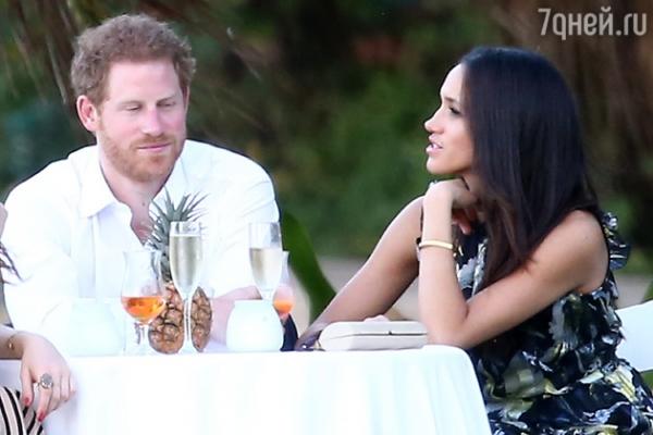 Принц Гарри готовит для себя и Меган Маркл семейное гнездо во дворце