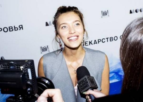 Впервые после свадьбы, Регина Тодоренко и Никита Трякин вышли в свет