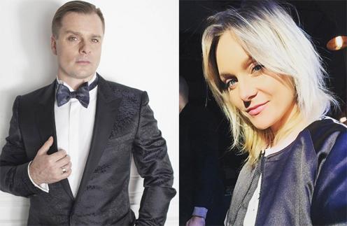 Александр Носик бросил жену ради экс-«фабрикантки»