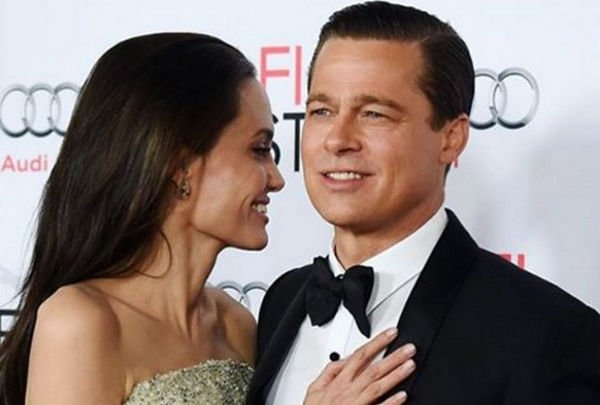 Джоли и Питт тайно встретились