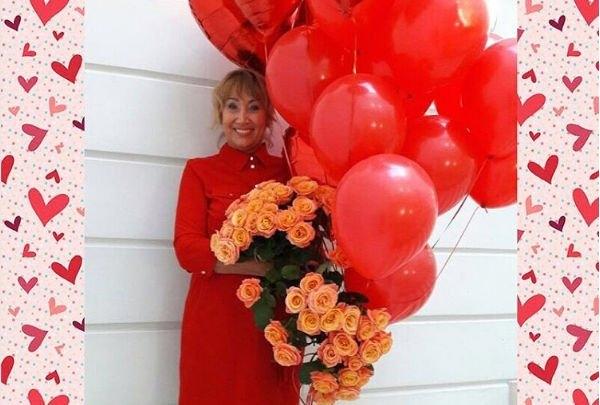 Лариса Копенкина счастлива в новых отношениях