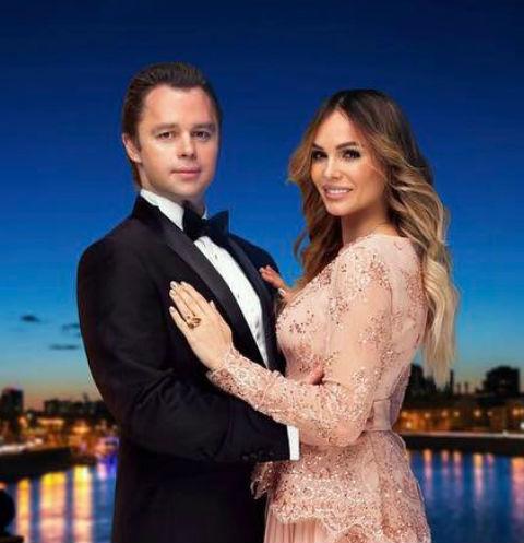 Невеста Виталия Гогунского примерила подвенечный наряд