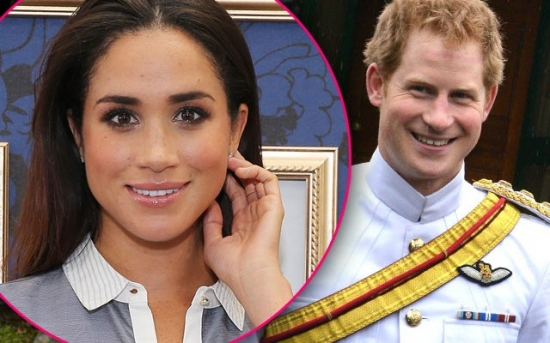 Принц Гарри и Меган Маркл переехали в Кенсингтонский дворец