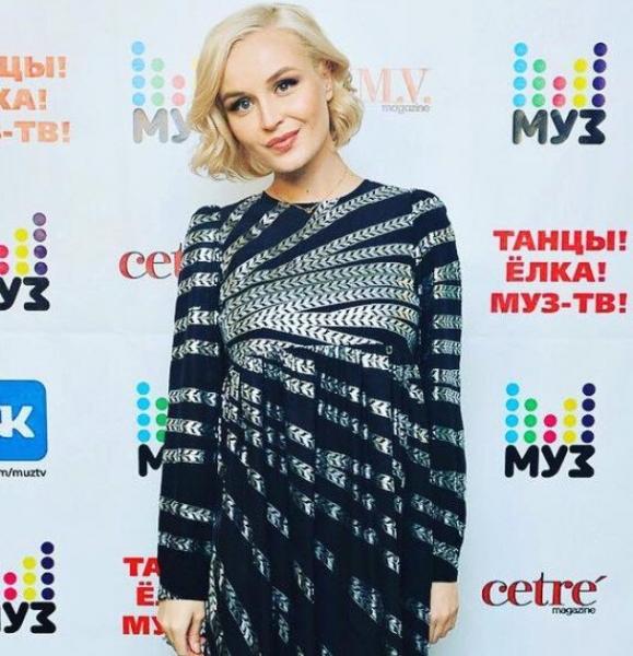 Полина Гагарина второй раз стала мамой