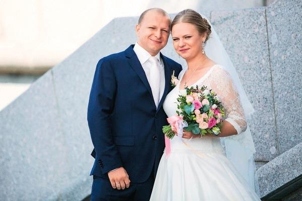 Возлюбленный Агнии Дитковските женился на дочке Сергея Гармаша