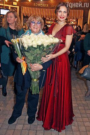 Дочь Александра Абдулова дебютировала в кино