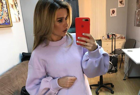 Ксения Бородина прокомментировала слухи о беременности