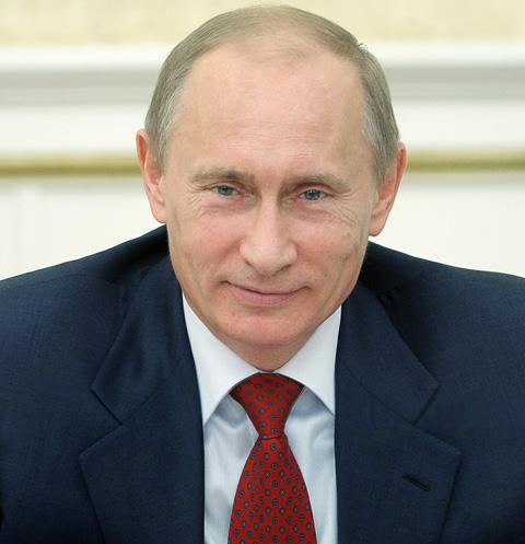 Владимир Путин познакомился с новым питомцем