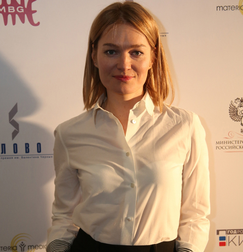 Виктория Толстоганова спасла зрителей от пожара