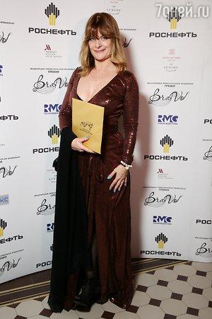 Софи Лорен станцевала в ложе Большого театра
