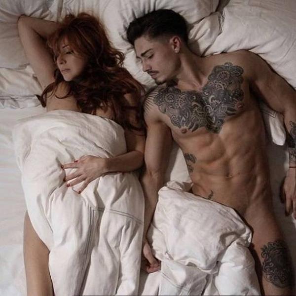 Секс Алены Апиной с молодым парнем выложили в сеть