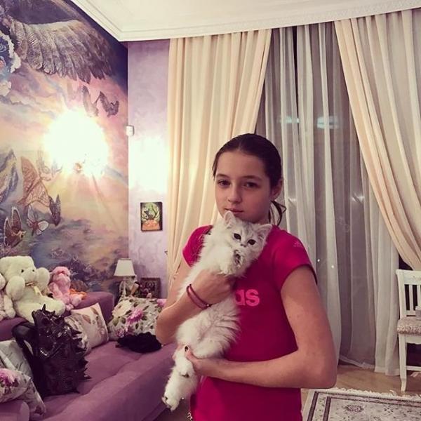 Дочь Анастасии Волочковой хочет стать звездой Youtube