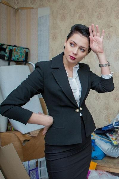 Настасья Самбурская рискнет собой в провокационном шоу