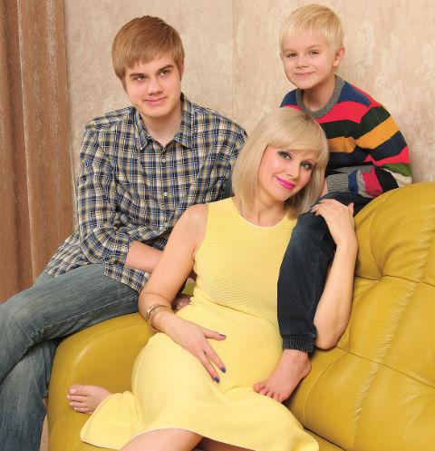 Певица Натали обратилась к будущему ребенку