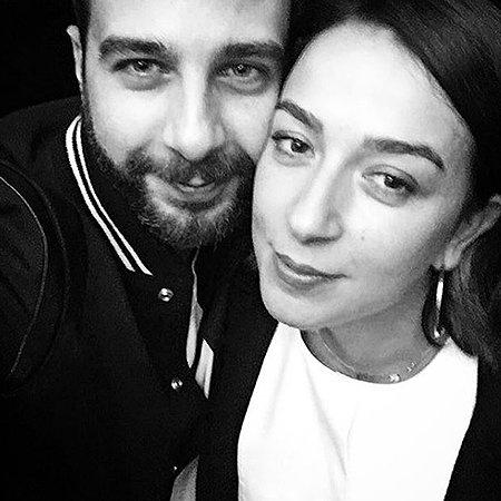 Иван Ургант удивил интернет селфи с женой