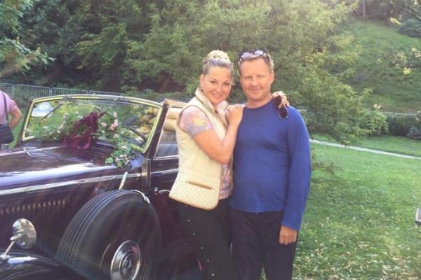 Их роман начался в Японии: история любви Марии Максаковой и Дениса Вороненкова