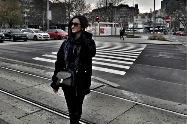 Ольга Бузова отдыхает в Вене