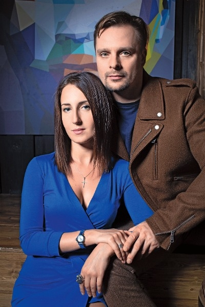 Новая девушка женатого Александра Носика открыто заговорила об их романе