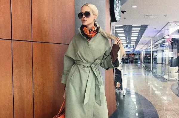 Мария Погребняк покупает дорогую косметику