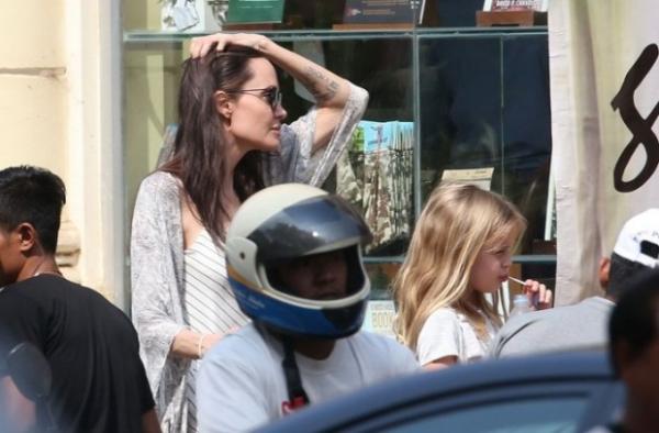 Анджелина Джоли нашла замену Бреду Питту