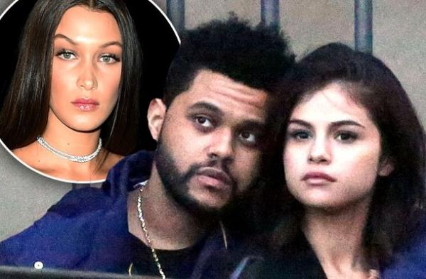 Селена Гомес использует The Weeknd, чтобы позлить Бэллу Хадид