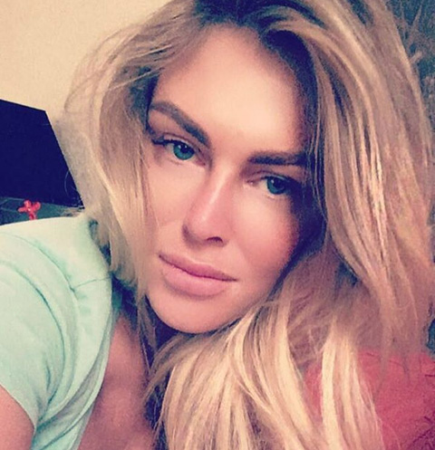 Экс-жена Саркисова разошлась с молодым иностранцем