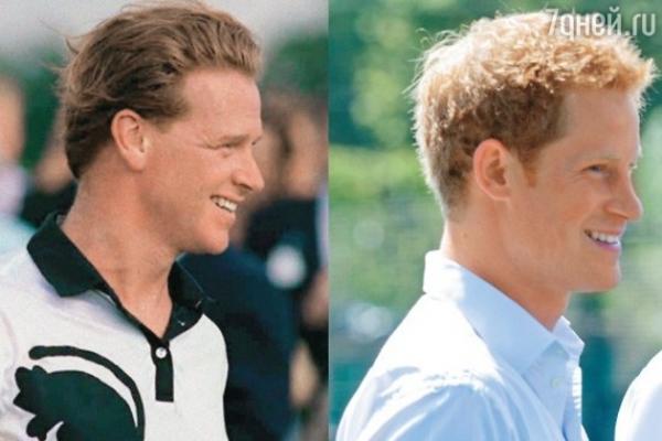 Предполагаемый папаша принца Гарри окончательно отрекся от своего сына